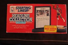 1992 MAGIC JOHNSON Starting Lineup Headline Collection - Los Angeles Lakers