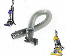 DYSON DC15 Vacuum Cleaner hoover Iron Grey Stretch HOSE & U BEND ASSEMBLY