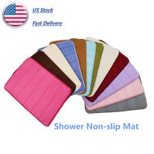 Shower Non-slip Mat Tub Bathroom Toilet Home Safety Stripes Rug Pad Bathroom Mat