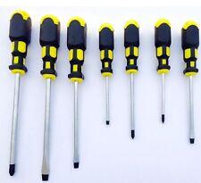 Screwdriver Set 7 Pc  Kit Tools Magnetic Screwdrivers New Repair Tool