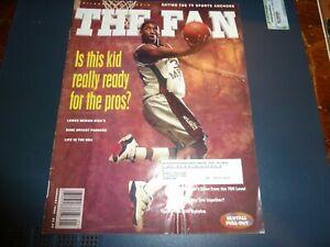 Kobe Bryant The Fan Magazine