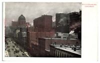 Early 1900s South Clark Street, Chicago, IL Postcard *4V