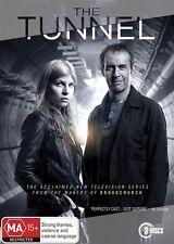 The Tunnel (DVD, 2014, 3-Disc Set) Aus Region 4, Free Postage