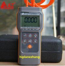 Differential Pressure Meter Gauge Manometer 103.42KPa 15PSI 11Units Memory 99