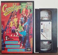 VHS FILM ITA Commedia CROOKLYN A Spike lee Joint! UVT 60431 ex nolo no dvd(VHS14