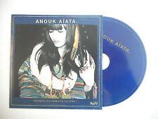 ANOUK AIATA : POURQUOI REGARDES TU LA LUNE ? ♦ CD SINGLE PORT GRATUIT ♦