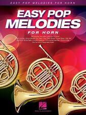 Pop Horn Sheet Music Beatles, Elvis, Journey, Coldplay, Stevie Wonder, More!