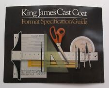 King James Cast Coat Format Specification Guide