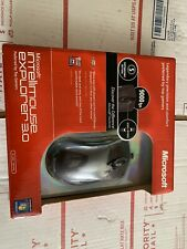 Microsoft Intellimouse Explorer 3.0 Brand New Never Open