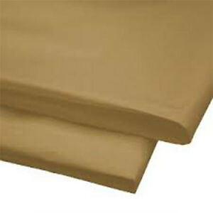 """100 Sheets Natural Tissue Paper 20"""" x 30"""" 500mm x 750mm Acid Free"""