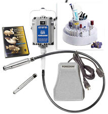 rle Foredom K.5200 Deluxe Woodcarving Kit, 2 Handpieces.