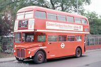 London Transport RM33 Golders Green 1980 Bus Photo