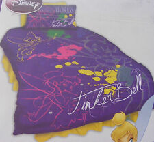 New TINKERBELL TINK  Purple Single Quilt  Doona Cover Set  DISNEY