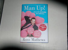 Man Up!: Tales of My Delusional Self-Confidence by Ross Mathews (2013) SIGNED