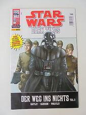 Star Wars Dark Times nº 63 el camino hacia la nada Panini Cómics (2007) estado 1-2/2