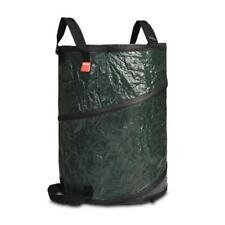 Noor® Pop-Up Laubsack M 100 Liter, Gartensack, Abfallsack, Rasensack, Ø45x60cm