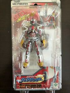Microman Micro Action Series MA-31 RYUGUNO Action Figure MOSC (Power Ranger)