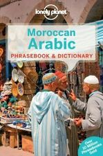 Lonely Planet Moroccan Arabic Phrasebook & Dictionary 9781741791372 2014