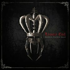 LACUNA COIL - BROKEN CROWN HALO  CD NEUF