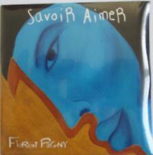 "FLORENT PAGNY - RARE CD PROMO ALBUM ""SAVOIR AIMER"" - NEUF"