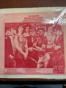 Bootleg The Doors Recorded live at the matrix