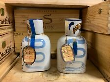 Whisky old parr 12 years cl 75 vol 40 +ceramic...lot 2 bottles...full bottles