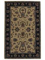 Classic Traditional Floral 6x9 Oushak Agra Oriental Area Rug Carpet 8' 9 x 5' 10