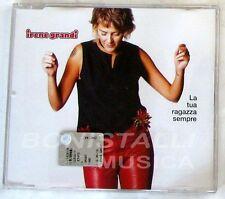 IRENE GRANDI - LA TUA RAGAZZA SEMPRE - CD Single  Nuovo Unplayed