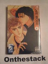 MANGA:    Love Mode Vol. 4 (Yaoi) by Yuki Shimizu (Paperback, 2006) Sealed!