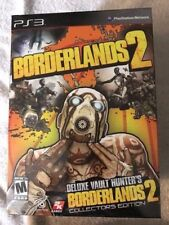 Borderlands 2 Deluxe Vault Hunter's Edition BRAND NEW / FACTORY SEALED