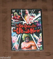 The Self-Destruction of the Ultimate Warrior (DVD, 2002) WWE WWF **BRAND NEW**