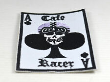 Patch  Cafe Racer as ,biker,écusson,custom ,déco,