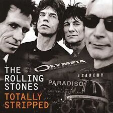 the Rolling Stones - The Rolling Stones Totally Stripped [DVDCD]