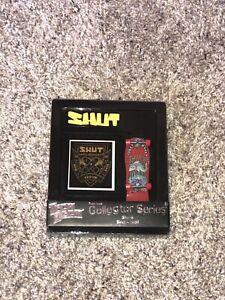 Rare Shut Tech Deck Shark Skateboard Collector Series 1989 NIP New