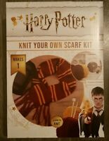 Harry Potter Make Your Own House Scarf