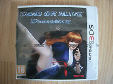 Dead Or Alive Dimensions For Nintendo 3DS Brand New And Sealed