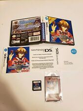 Yu-Gi-Oh World Championship 2007 Nintendo DS 3DS 2DS XL CARDS STILL SEALED!