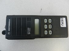 MOTOROLA MTS 2000 FLASHPOINT -SII-MODEL H01UCH6PW1BN,WITH BATTERY (ITEM 1325D/2)