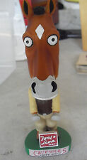 RARE Resin Alexander Global Promotions Cavender's Boot City Bobblehead 7 3/4""