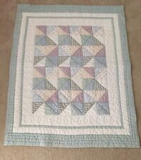 New listing Patchwork Quilt Baby/child 34.5 x 42.5