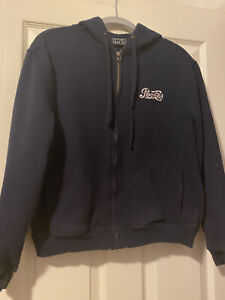 Diport USA Pepsi Jacket, Blue, Size M