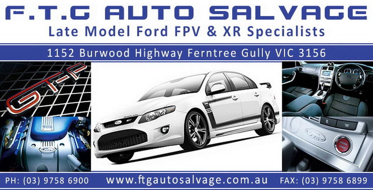 FTG Auto Salvage