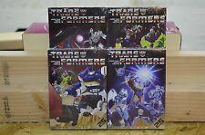 Transformers: The Complete Series - Season 1, 2, 3 & 4  (DVD, 2014) BRAND NEW