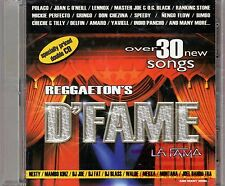 D' FAME - PALACO,SPEEDY, ÑENGO FLOW,DON CHENZINA, GRINGO, LENNOX, DJ JOE-CD