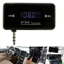Car Kit LCD Wireless MP3 Player FM Transmitter Modulator USB Charger