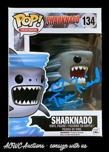 Funko POP! - Movies - Sharknado (vaulted) - Signed by Tara Reid - JSA Certified