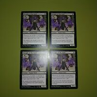 Disciple of the Vault x4 - Mirrodin - Magic the Gathering MTG 4x Playset