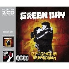 "GREEN DAY ""21ST CENTURY BREAKDOWN/AMERICAN IDIOT"" 2 CD NEU"