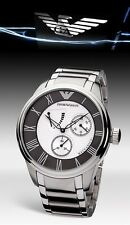 EMPORIO ARMANI MEN'S MECCANICO COLLECTION DRESS WATCH AR4610