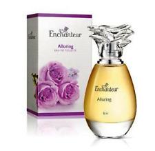 Enchanteur Alluring Eau De Toilette EDT Perfume 50ml
